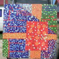Compozitie cu elemente geometrice 3 -2007