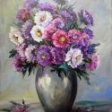 Dumitrite in violet