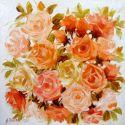 Pat de trandafiri