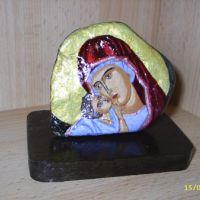 Fecioara Maria cu Isus