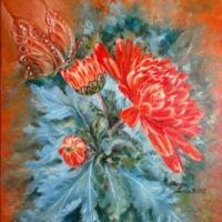Boboc de Crizantema