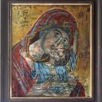 Maica Domnului cu Pruncul III