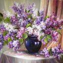 Parfum violet