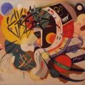 Kandinsky Dominant Curve Reproducere