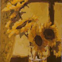 Paharul cu floarea soarelui