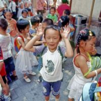 Cheerful Children China