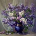 Poem in violet