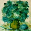 Crizanteme verzi