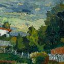 Peisaj in Finocchio