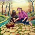 La cules de ciuperci