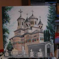 church of Carbunesti City