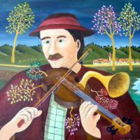 the violine