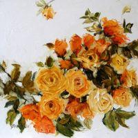 Trandafiri galbeni 2018