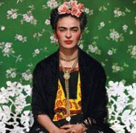 Frida Kahlo vazuta de fotograful maghiar Nickolas Muray