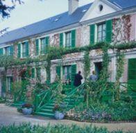 Gradina lui Claude Monet de la Giverny