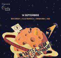 Noaptea Albă a Filmului Românesc pe 14 septembrie 2012