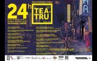 """Festivalul National """"24 de ore de teatru"""", editia a XIII-a"""