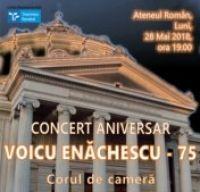 Voicu Enachescu - 75: concert aniversar