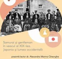 Samurai si gentleman in veacul al XIX-lea. Japonia si lumea occidentala