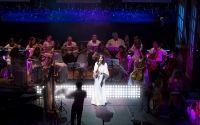 Alexandra Usurelu, concert cu band si orchestra, la Timisoara
