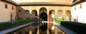 Cetatea Alhambra Spania