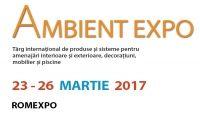 La AMBIENT EXPO, obloane de ultima generatie si tavane extensibile