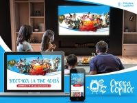 Spectacolele Operei Comice pentru Copii pot fi vazute online