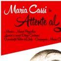 MARIA CASSI aduce in Romania spectacolul de comedie ATTENTE AL LUPO