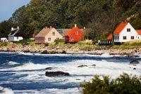 Bornholm: Pietrele lui Slau sau bun venit printre troli