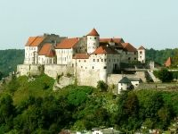 Burghausen Castle, Bavaria
