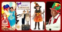 Carnavalul Primaverii la Teatrul National pentru Copii Abracadabra