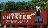 Chester - orasul lui Popeye Marinarul