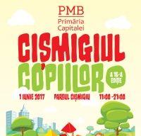 Activitati de Ziua Copilului in Parcul Cismigiu din Bucuresti