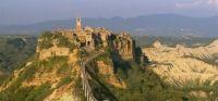Civita di Bagnoregio - orasul italian cu doar 10 locuitori
