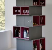 Cubrick Cabinet – un mix inedit intre functionalitate si design