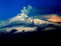 Etna Volcano  -  Europe's largest and most active volcano
