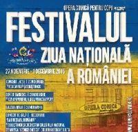 Festivalul Zilei Nationale a Romaniei la Opera Comica pentru Copii