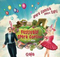 Festivalul Opera Copiilor, 1-4 iunie