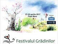 Festivalul Gradinilor Sibiu, 27 – 30 aprilie