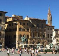 Florenta, primul oras european cu strazi pavate