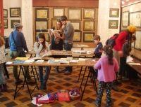 Cele Mai Frumoase Carti pentru copii la Muzeul National al Hartilor si Cartii Vechi