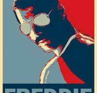 Freddie Mercury, filatelist