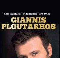 Concert Giannis Ploutarchos la Bucuresti