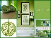 Greenery, culoarea anului 2017, in amenajarile interioare