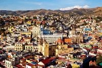 The beautiful Mexican colonial city of Guanajuato
