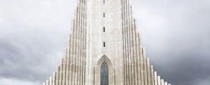 Hallgrimskirkja cea mai mare biserica din Islanda
