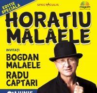 Horatiu Malaele invita publicul la o noua Editie Speciala