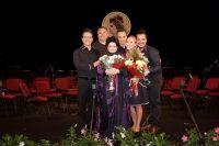 Festivalul si Concursul International de Canto Hariclea Darclee s-a incheiat in triumf