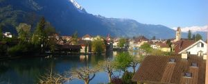 Interlaken an perfect destination for holidays