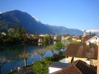 Interlaken - an perfect destination for holidays